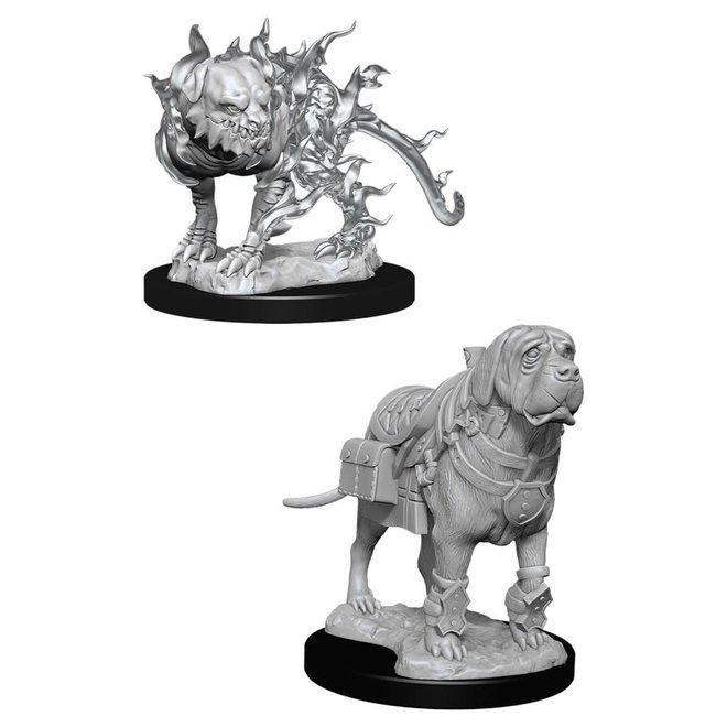 D&D: Mastif & Shadow Mastif