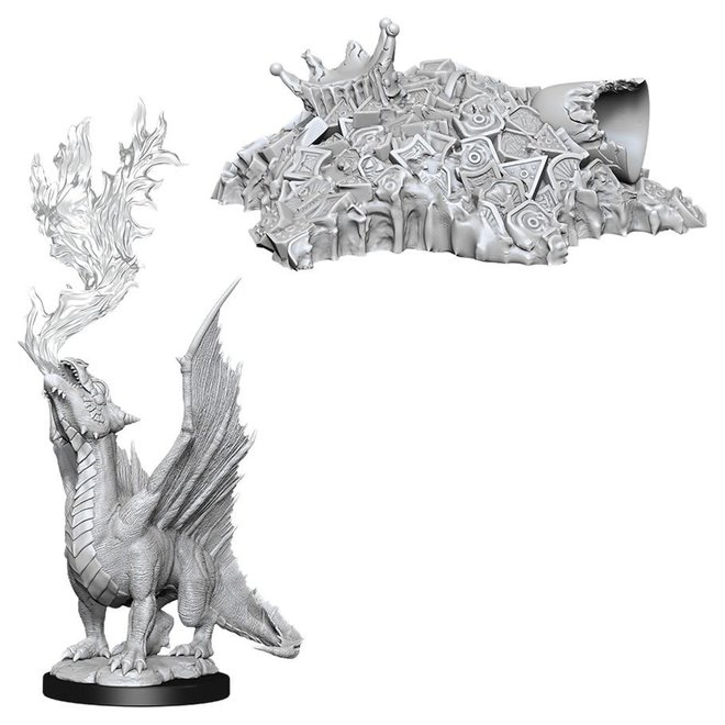 D&D: Gold Dragon Wyrmling