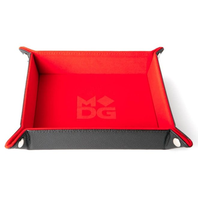 Dice Tray - Red