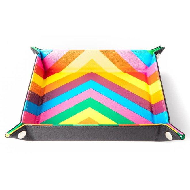Dice Tray - Rainbow