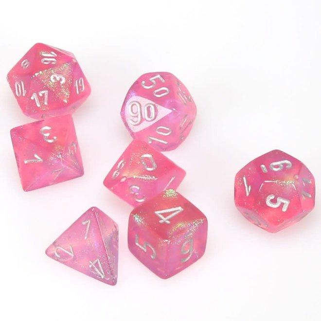 Borealis - Pink & Silver
