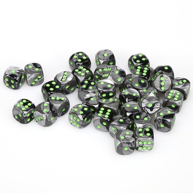 Gemini - Black, Gray, & Green (36)