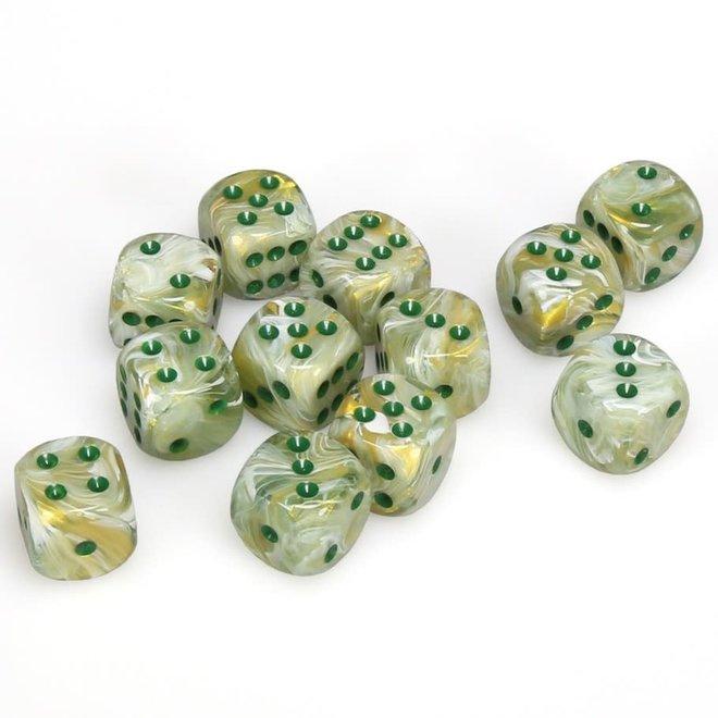 Marble - Green & Dark Green (12)