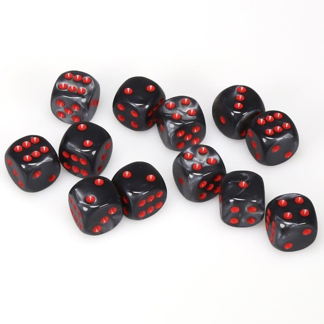 Velvet - Black & Red (12)