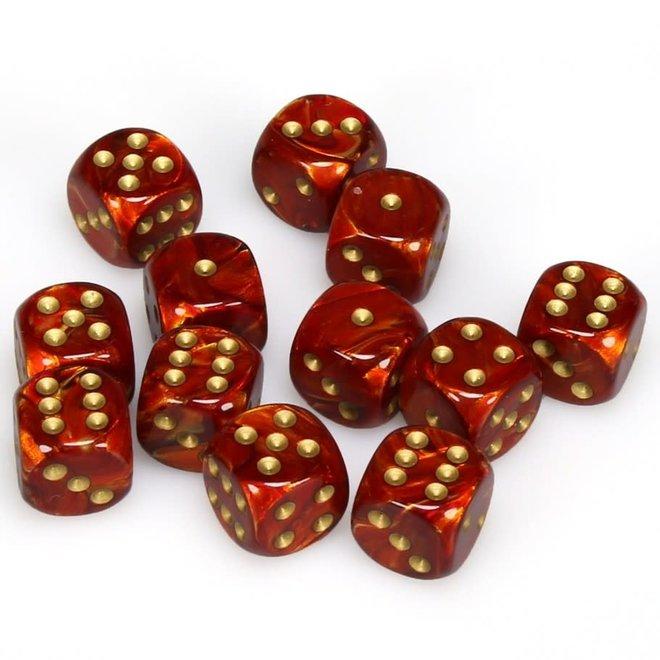 Scarab - Scarlet & Gold (12)