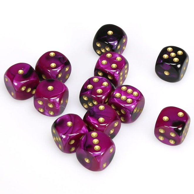 Gemini - Black, Purple, & Gold (12)