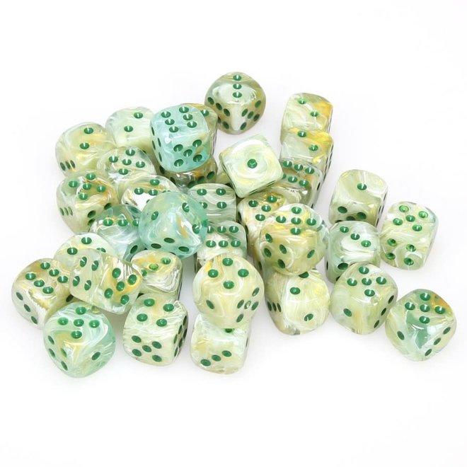Marble - Green & Dark Green (36)