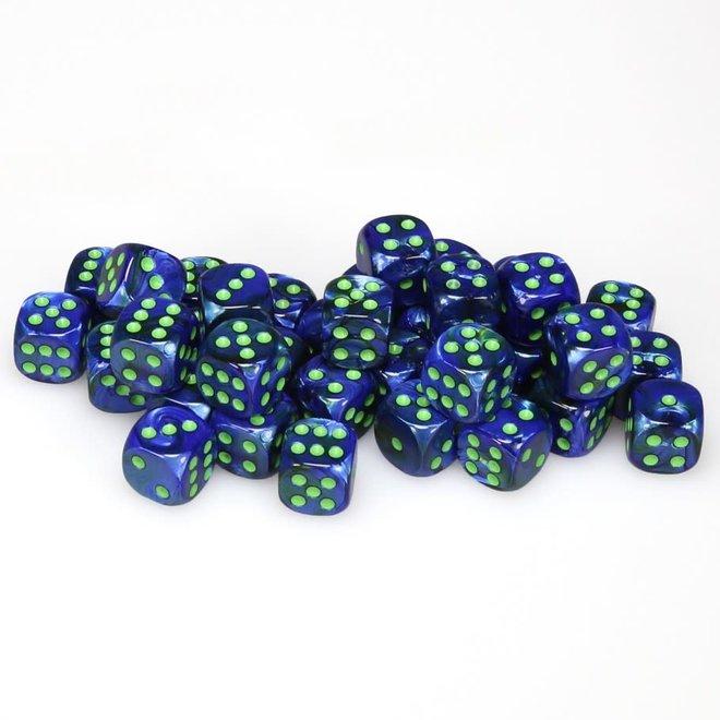Lustrous - Dark Blue & Green (36)