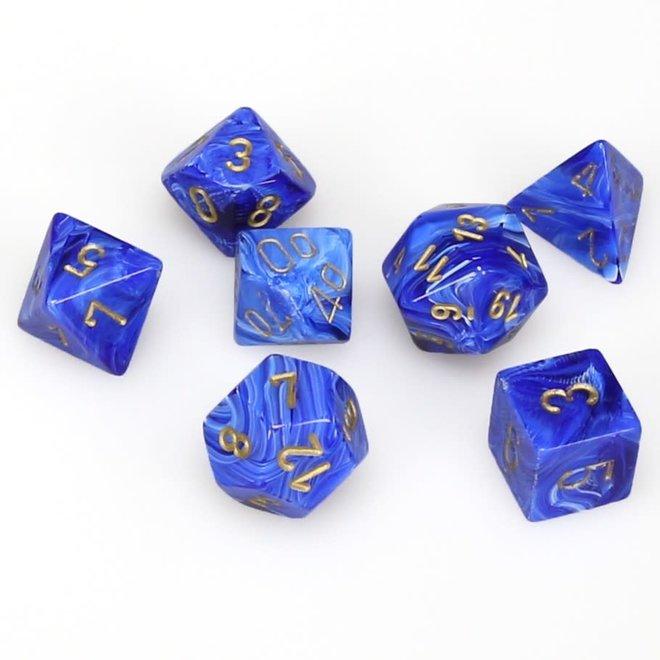 Vortex - Blue & Gold