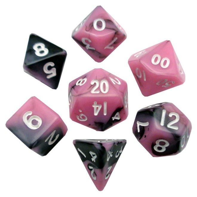 Mini: Pink, Black, & White