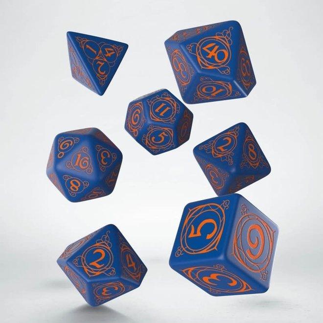 Wizard - Blue & Orange
