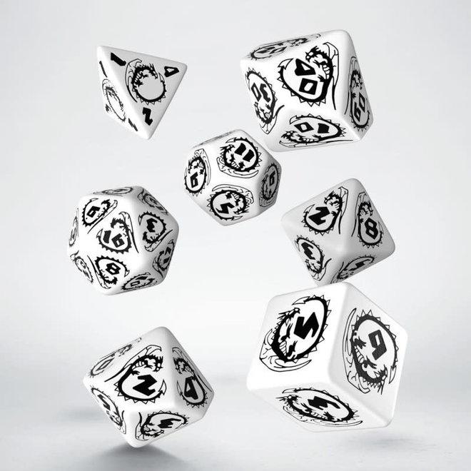 Dragons - Black & White