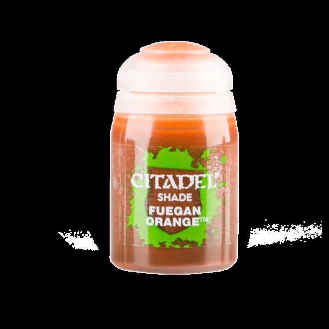 Citadel Shade - Fuegan Orange