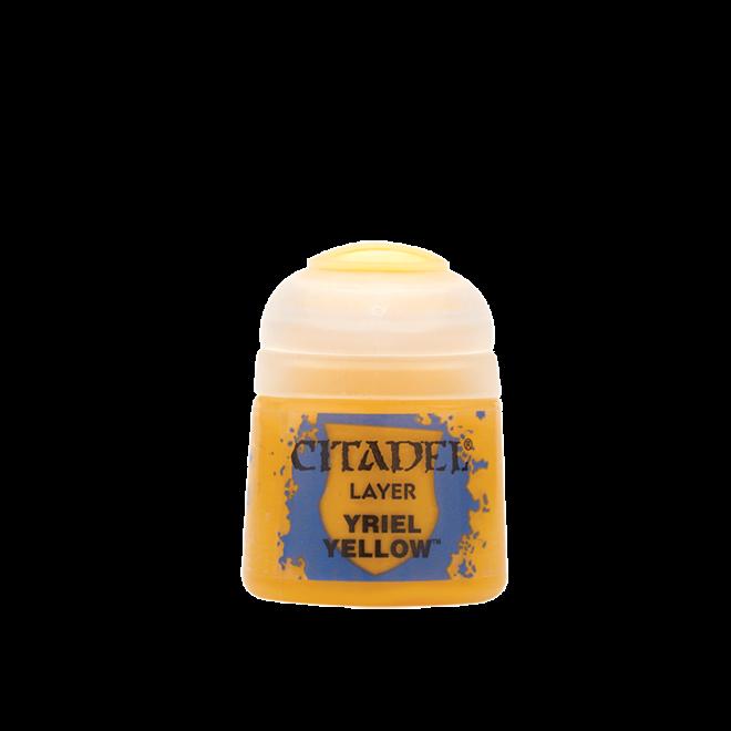 Citadel Layer - Yriel Yellow