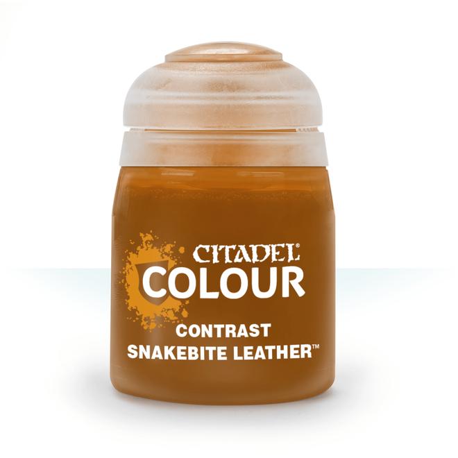 Citadel Contrast - Snakebite Leather