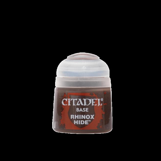 Citadel Base - Rhinox Hide