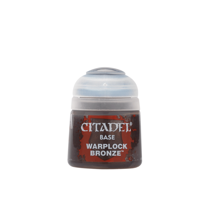 Citadel Base - Warplock Bronze