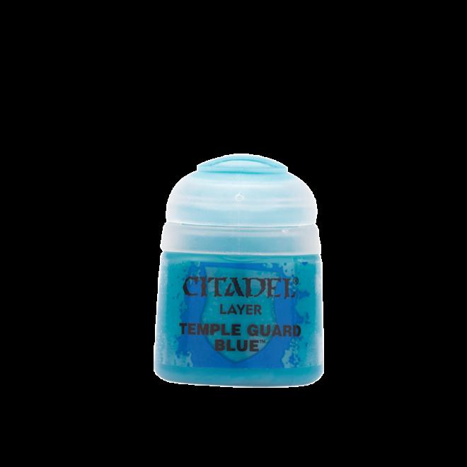 Citadel Layer - Temple Guard Blue