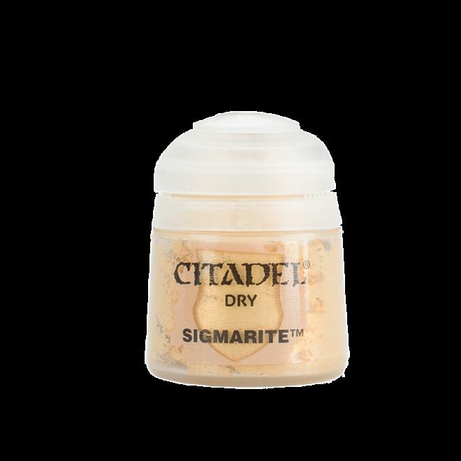 Citadel Dry - Sigmarite