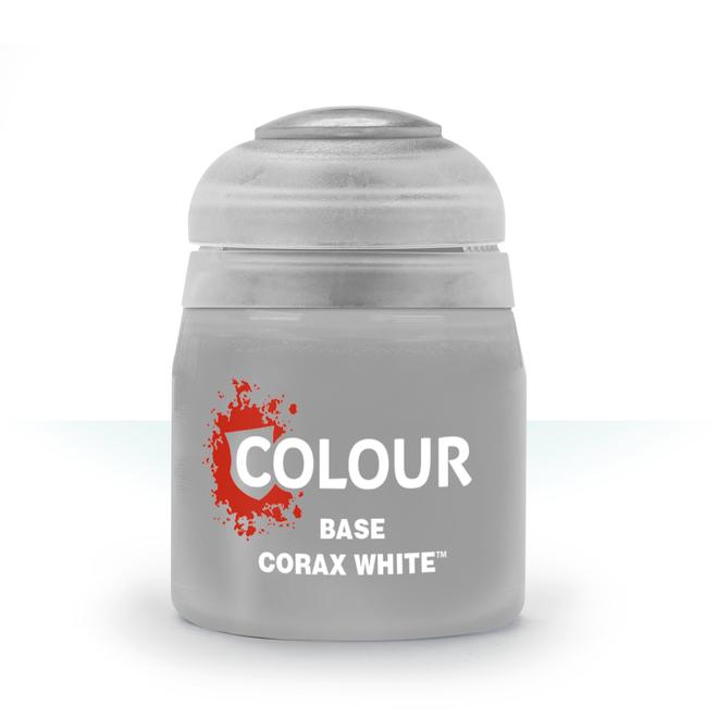 Citadel Base - Corax White