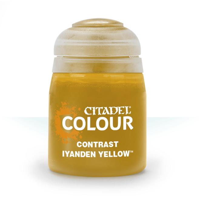 Citadel Contrast - Iyanden Yellow