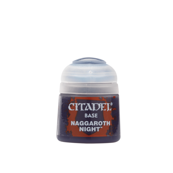 Citadel Base - Naggaroth Night