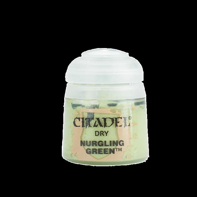 Citadel Dry - Nurgling Green