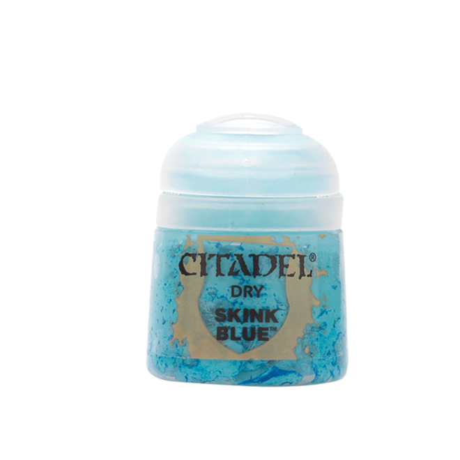 Citadel Dry - Skink Blue