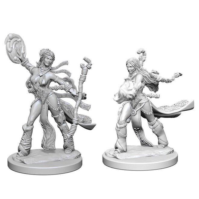 Pathfinder: Human Sorcerer - Female