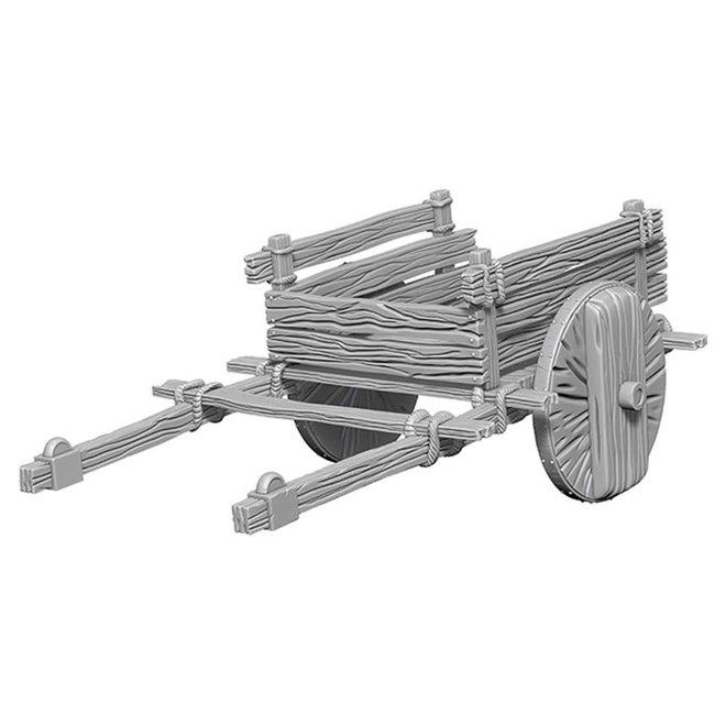 Deep Cuts: 2 Wheel Cart