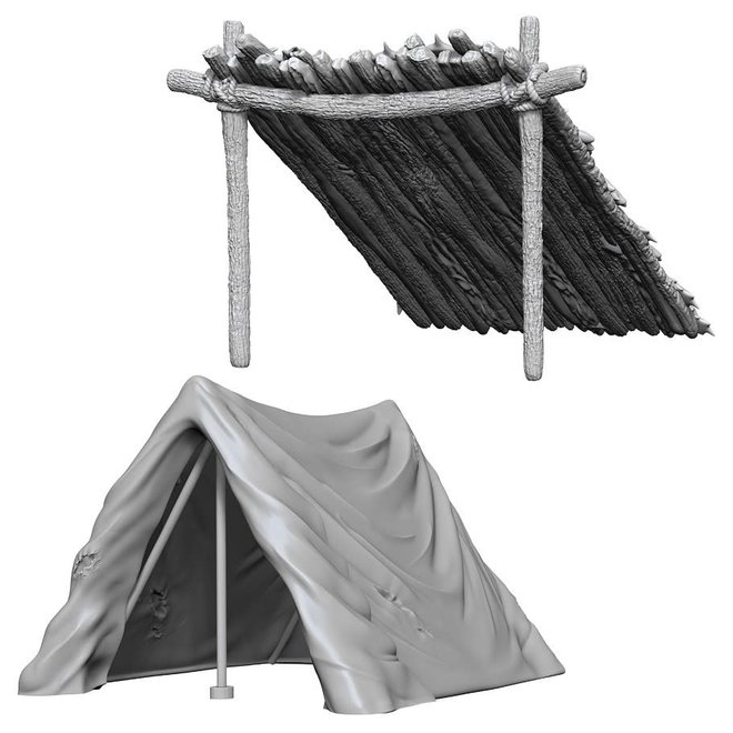 Deep Cuts: Tent & Lean-To