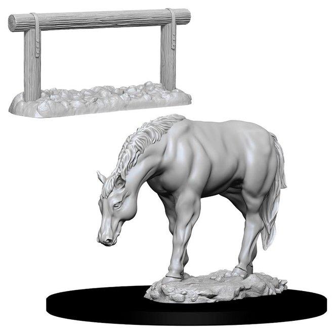Deep Cuts: Horse & Hitch