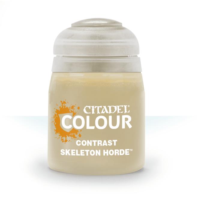 Citadel Contrast - Skeleton Horde