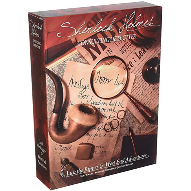 Sherlock Holmes: Consulting Detective - Jack the Ripper
