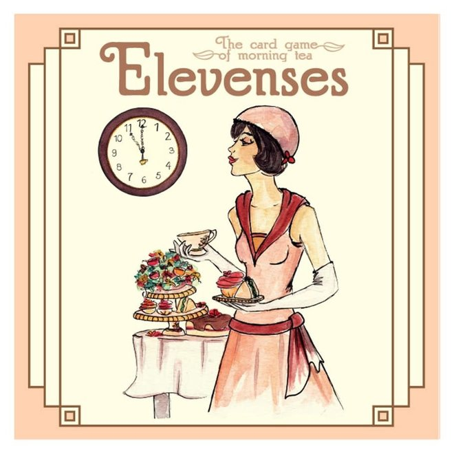 Elevenses: The Card Game of Morning Tea