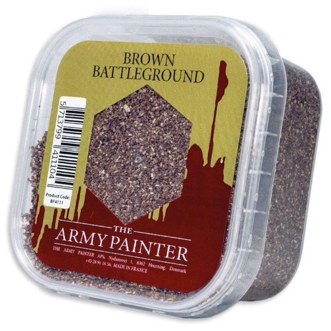 Brown Battleground Basing