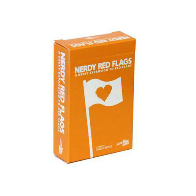 Red Flags: Nerdy Red Flags