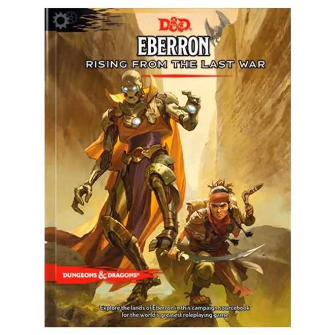D&D: Eberron Rising from the Last War