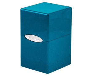 Ultra Pro Satin Tower Dark Green Deck Box for 100 sleeved cards