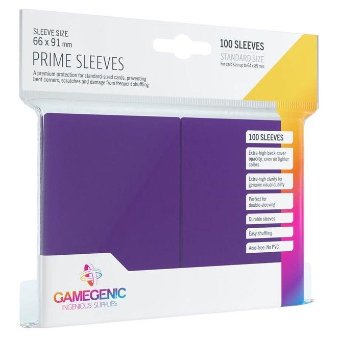 Prime Sleeves - Purple