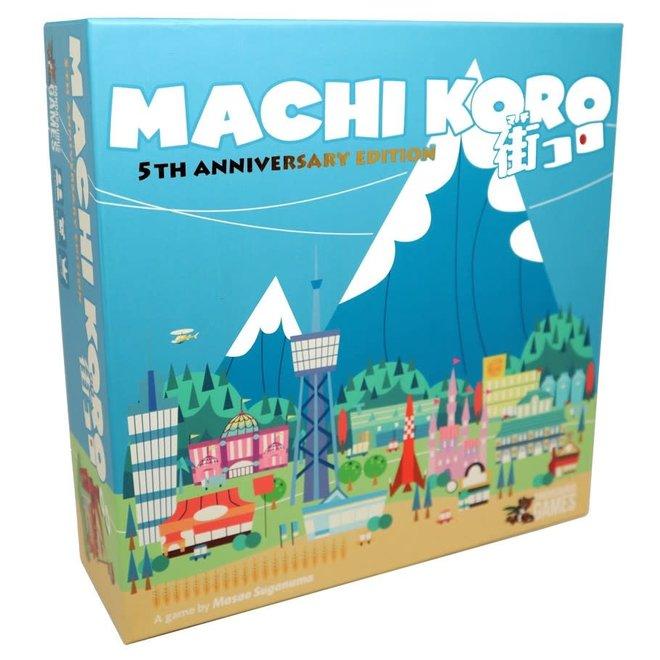 Machi Koro - 5th Anniversary