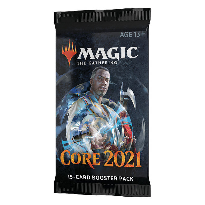 MtG: Core 2021 - Draft Booster Pack