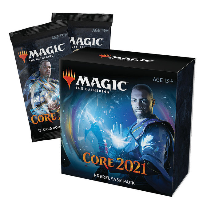 MtG: Core 2021 - At-Home Prerelease Pack