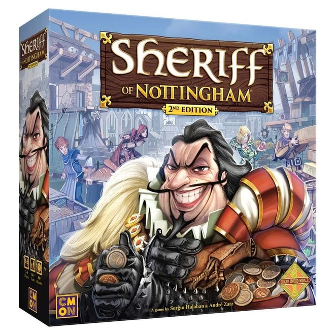 Sheriff of Nottingham 2nd Edition