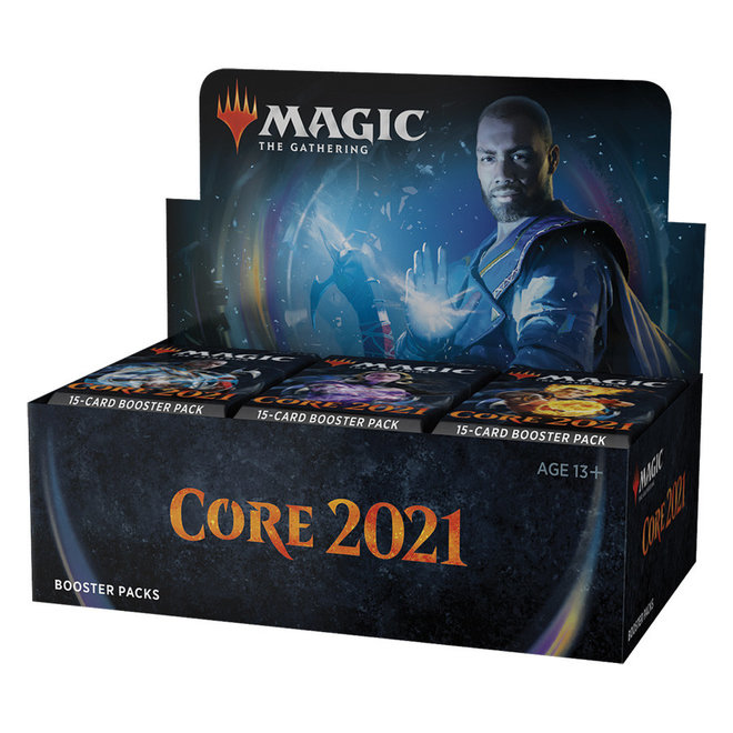 MtG: Core 2021 - Draft Booster Box