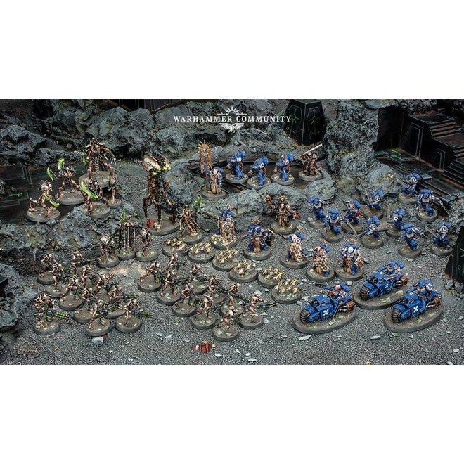 Warhammer 40 000 Indomitus Modern Games