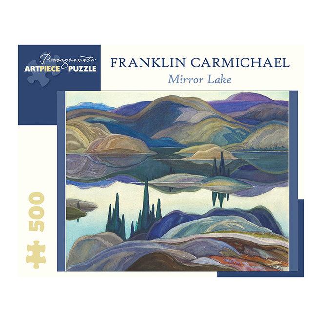 Franklin Carmichael: Mirror Lake - 500 pcs