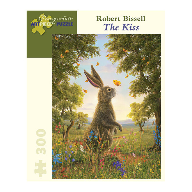 Robert Bissell: The Kiss - 300 pcs