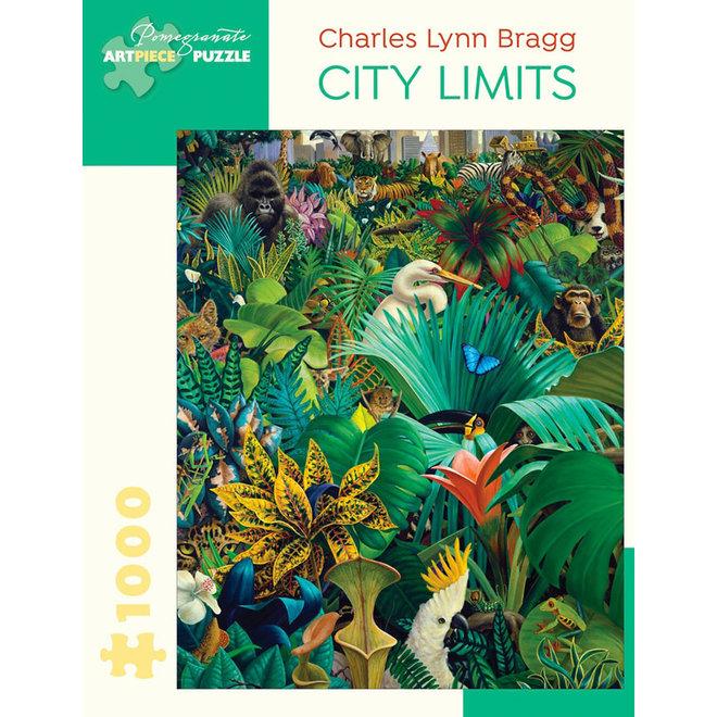 Charles Lynn Bragg: City Limits  - 1000 pcs