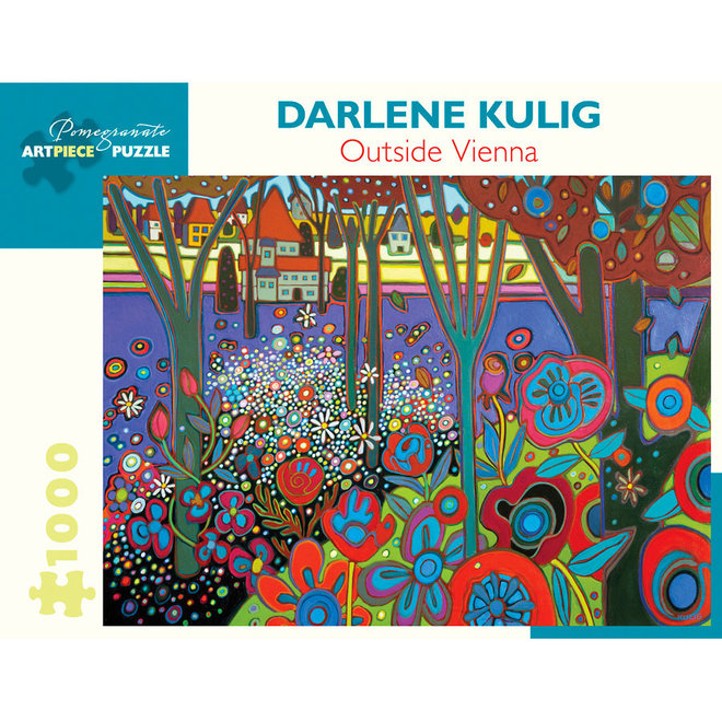 Darlene Kulig: Outside Vienna - 1000 pcs